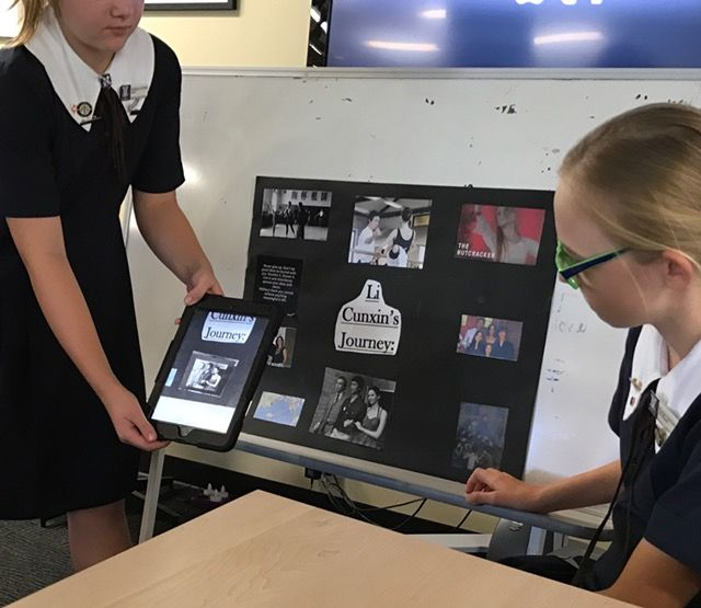 This semester our Year 6 girls have been studying History focussing on the following Inquiry Questions: Who were the people who came to Australia? Why did they come? What contribution have significant individuals and groups made to the development of Australian society? The girls selected a migrant to investigate. After preparing many inquiry questions they …