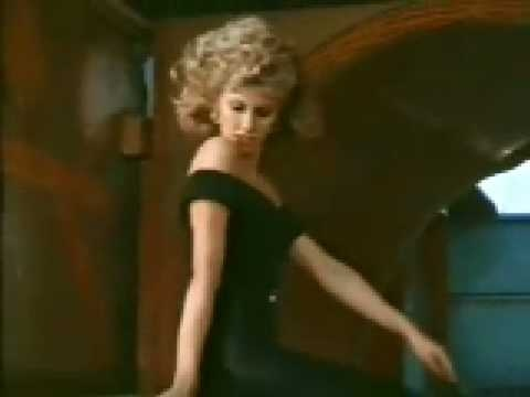 """""""You're the one that I want"""" Olivia Newton John and John Travolta from Grease"""