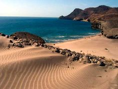 playa de Monsul (San Jose - Almeria)