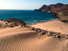 playa de Monsul (San Jose - Almeria)