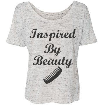 Inspired By Beauty #7: SarahBe Designs. #customizedgirl #inspired #beauty #hair #fashion
