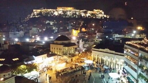 #Athens by night!!!! #Greece