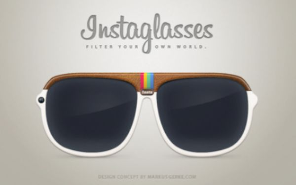 Instaglasses.: Instagram, Design Hipster, Social Media, Markus Gerk, Design Concept, Products Concept, Products Design, Pinhole Camera, Instaglass