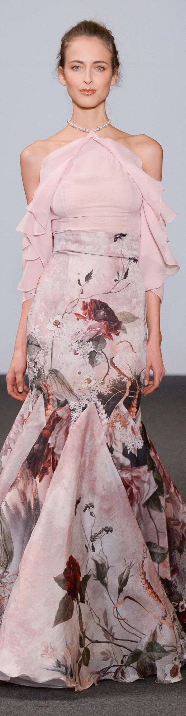 Dany Atrache spring 2016 Couture