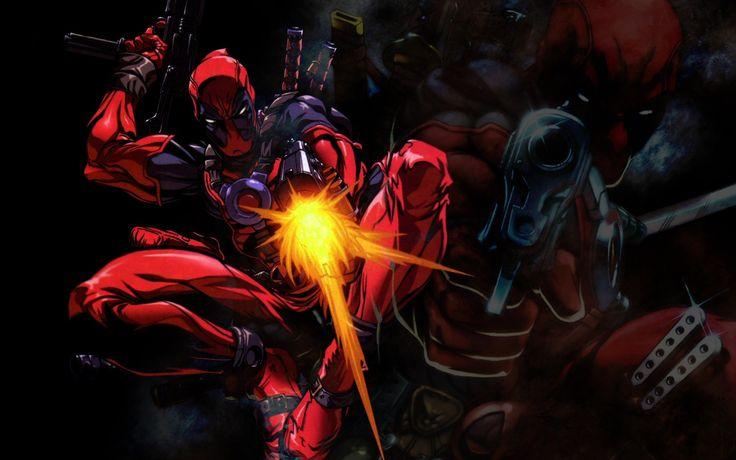 free high resolution wallpaper deadpool comic - deadpool comic category