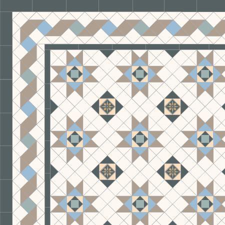 London Mosaic - Putney 50