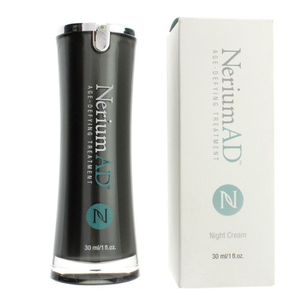 Reverse the Signs of Aging With NeriumAD Age Defying Night Cream.  Nerium scientists developed a breakthrough process, NBio-PL2, to derive an extract from the Nerium oleander plant in a way that preserves its unique and beneficial properties.