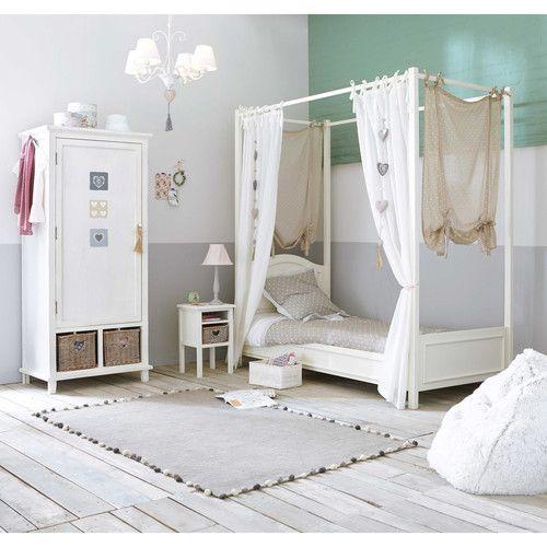 Lit Baldaquin Bois Ikea : Enfant on Pinterest Canopy Beds, Baldaquin and Lit Cabane Ikea