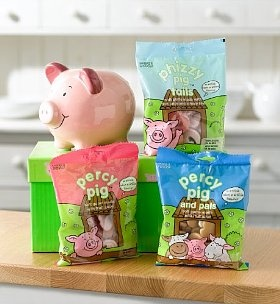 Percy Pig Gift Set - Marks & Spencer....ROFL