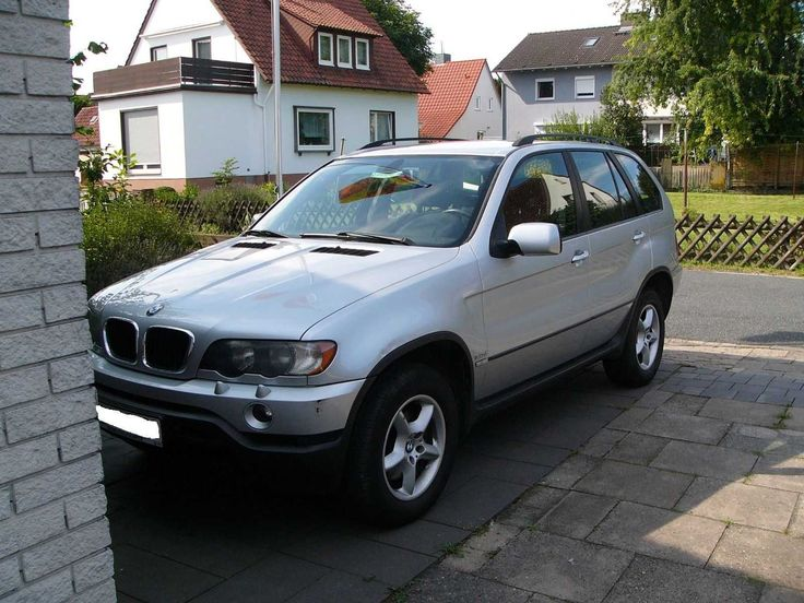 BMW X5 3,0 Bauj. 2004