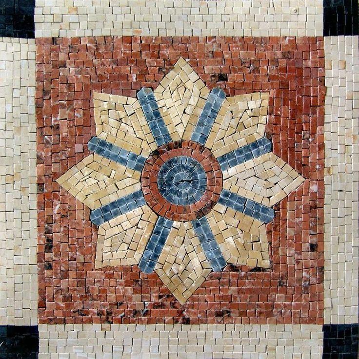 Decorative Stone Tile Mosaic   Dara
