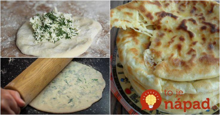 Úžasne chutné placky pečené nasucho,ktoré pripravujeme na rôzne spôsoby aj niekoľkokrát do mesiaca. Náplne môžete obmieňať podľa chuti, ja mám najradšej syrov náplň, ale pokojne môžete použiť aj zemiakovú kašu so syrom a bylinkami, šunkovú náplň alebo čokoľvek, čo nájdete v chladničke.