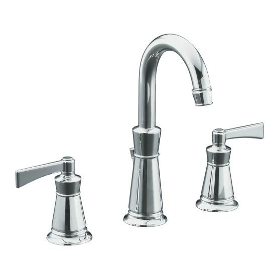 Plumber says Delta selection is inferior, so looking at similar options for Kohler