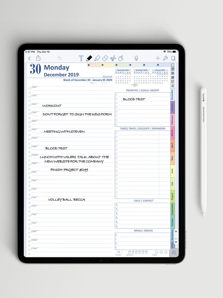 Our digital planners , journal and paper bring the look