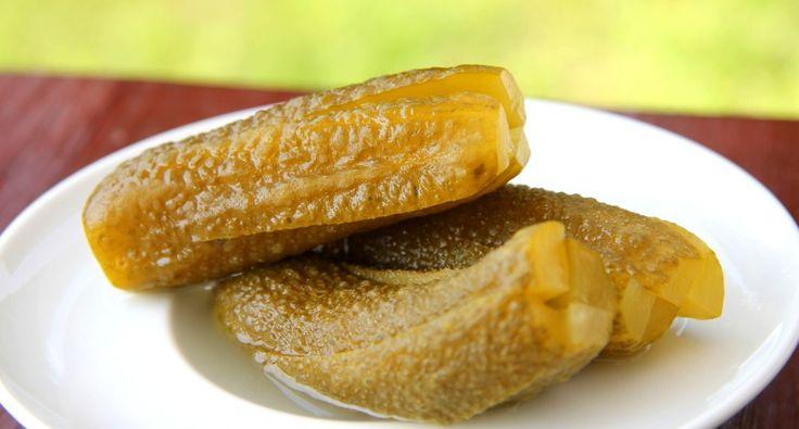Klasszikus kovászos uborka