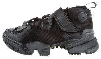 eb3323d09b10 Vetements x Reebok Genetically Modified Pump Sneakers w  Tags