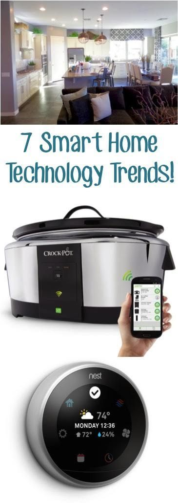 7 Smart Home Technology Trends!  Fun, Easy Ways to Make Your House a Little Smarter!