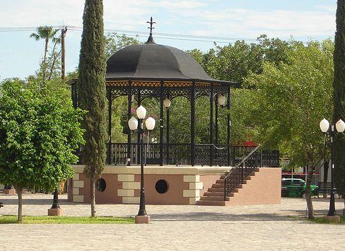 Kiosko en plaza principal de general escobedo n l m xico for Administrador de fincas marbella