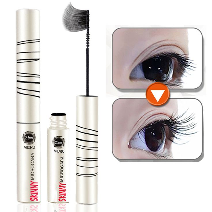 New mascara formula, gently brush, an instant access to three times as thick and plump eyelashes effect, quickly enlarge your eyes. Application: 3D Mascara. To enhance the shape and color of your eyes by using mascara.