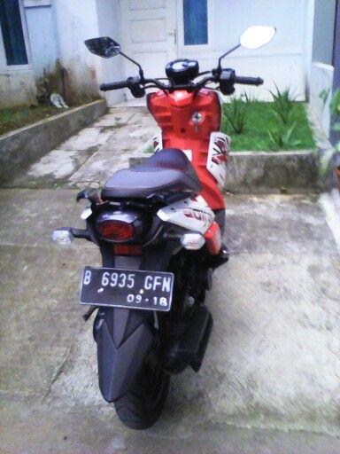 Yamaha X- Raid