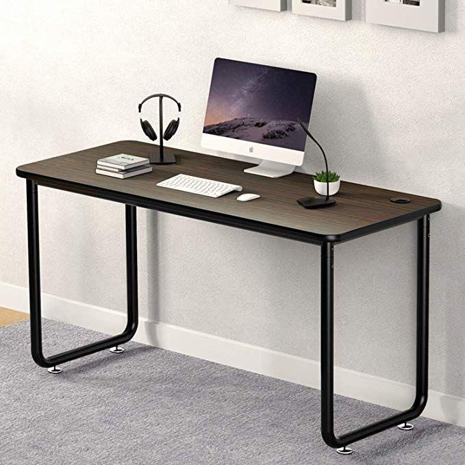 Cozy Castle Home Office Desk Computer Desk Work Table Gaming