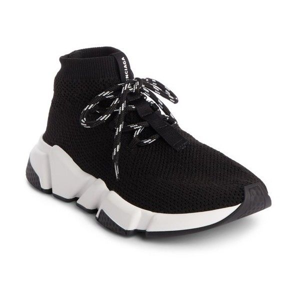 Women S Balenciaga Low Speed Lace Up Sneaker 750 Liked On