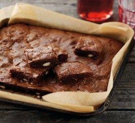 Chocolate Chilli Brownies - @Karina Paje Kriek - you have to try these (and let me be one of your guinea pigs!)