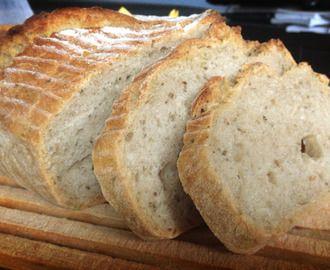 Domácí chléb s oregánem