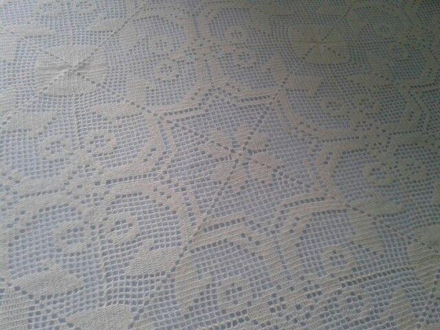 Coperta matrimoniale lana uncinetto casamia idea di immagine - Coperta uncinetto piastrelle ...