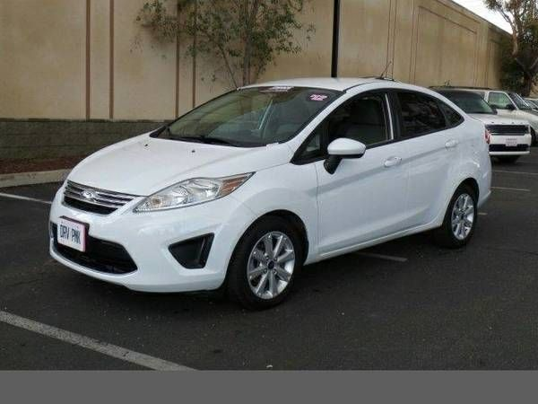 2012 Ford Fiesta SE SKU:CM162164 Ford Fiesta SE Sedan