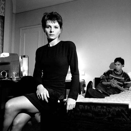 Juliette Binoche by Xavier Lambours
