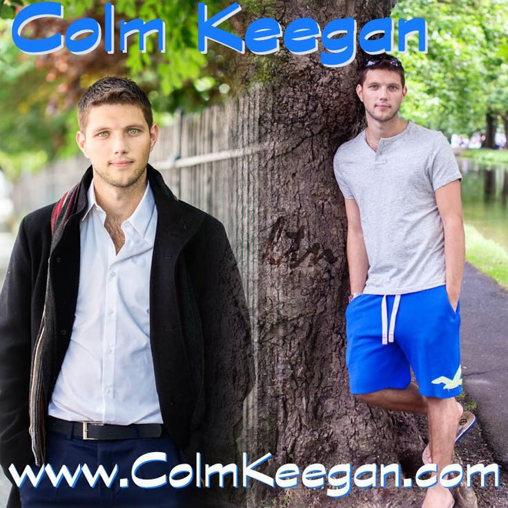 Colm Keegan - new website