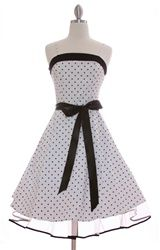 Retro Clothes Rockabilly Dresses 50's Dress Swing