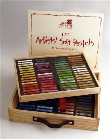 Art Spectrum Soft Pastels 120
