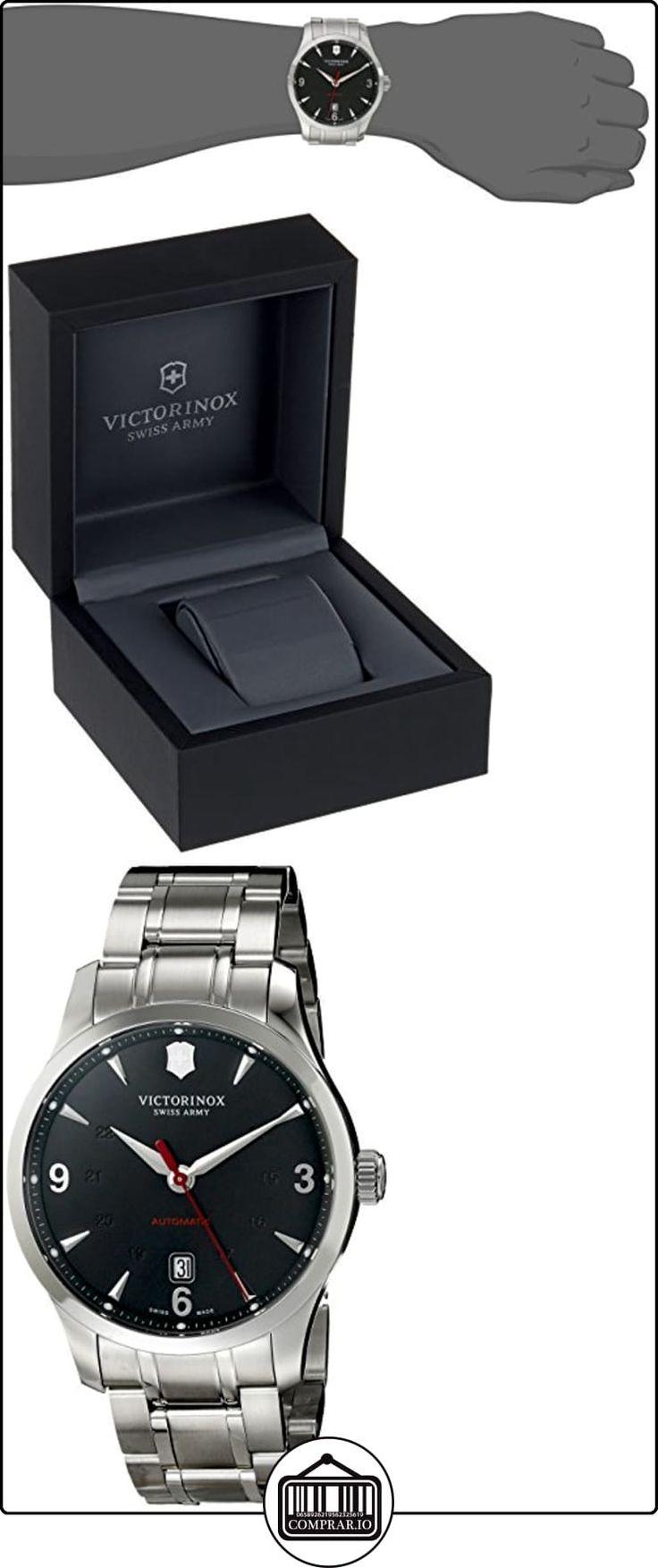 Victorinox Swiss Army acero inoxidable reloj automático de la Alianza Hombres 241669  ✿ Relojes para hombre - (Lujo) ✿