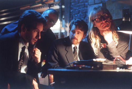 Mulder, the Lone Gunmen
