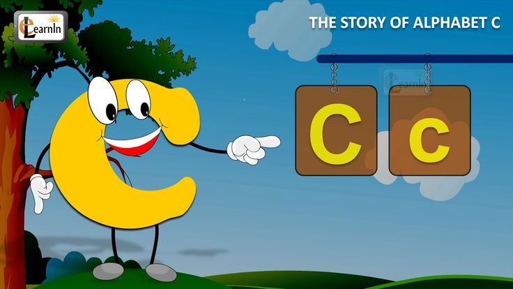 The C Song | Letter C song | Story of letter C | Abc songs |  Learning e...