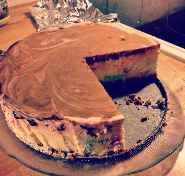 Pepparkaka cheese cake