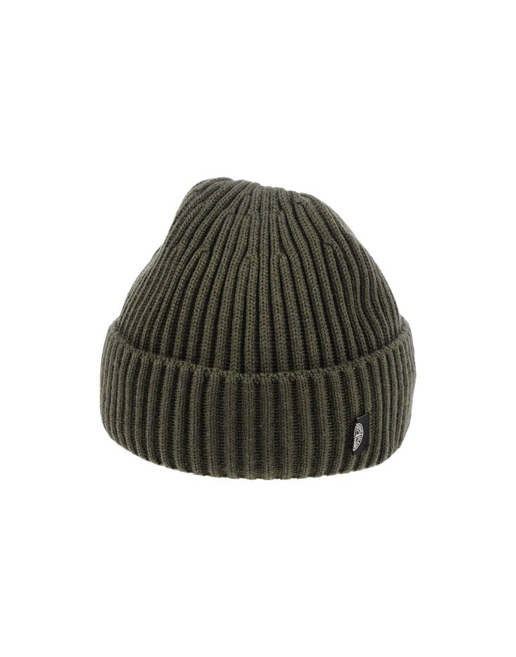 Stone Island Hat in Green for Men (Military green)