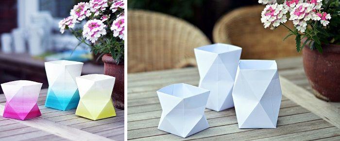 DIY: Origami Sommerlichter von stylingfieber   DaWanda Blog
