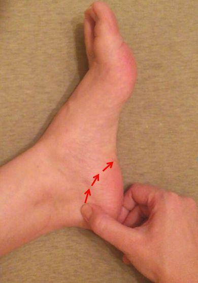 Zaparcia? Pomoże masaż receptorów na stopach | Masaże i rytuały