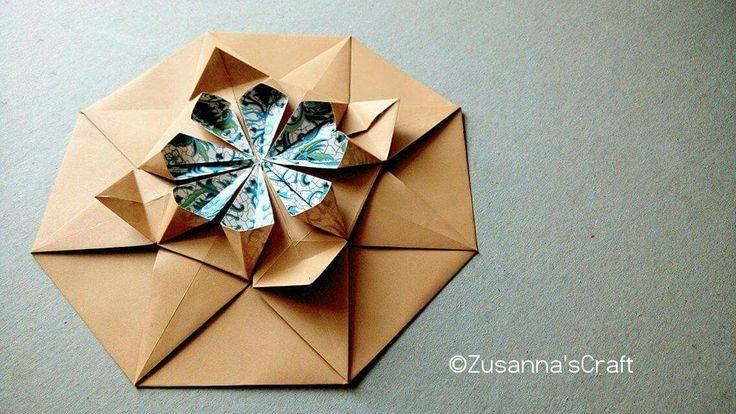 Origami Tatou Folder #zusannascraft Photo by #zusannasphotography #tatou #origami #origami_art #photography #myfolding