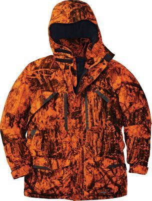 Cabela S Men S Blaze Silent Suede Parka With Thinsulate