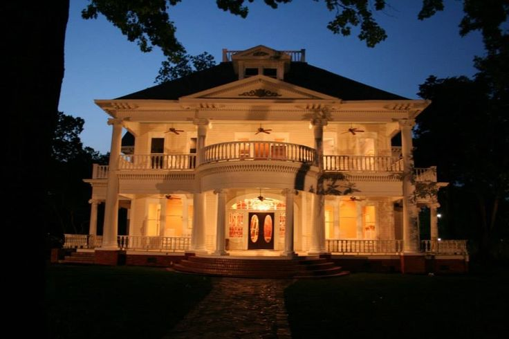 My dream home. Southern plantation style.