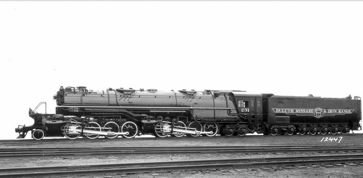 "1940's Baldwin ""Yellowstone"" | Steam Locomotives / Trains ..."