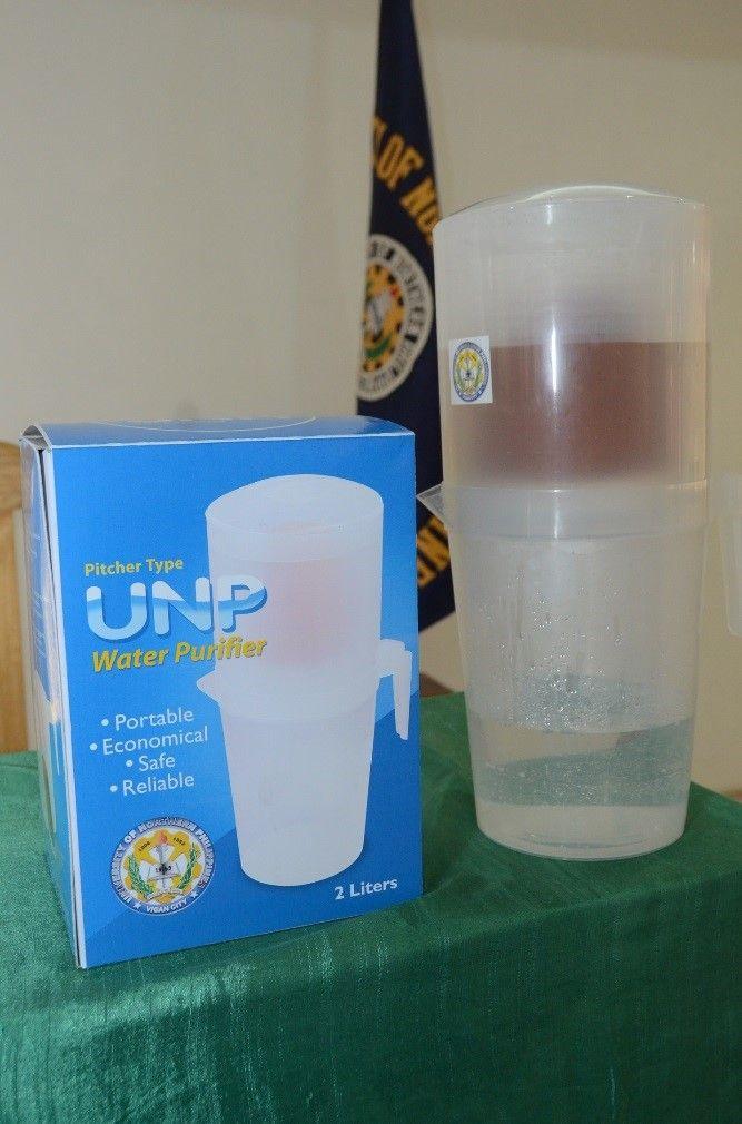 news-dost developed2liter ceramic water filter-09082015