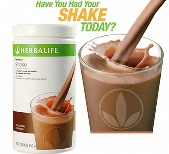 Jual Jual Herbalife Shake Nutritional Murah 200rb Milk Mix 2015 Formula 1 - Toko Nutrend Herbal   Tokopedia