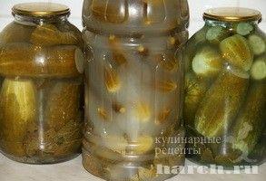 Соленые огурцы в пластиковых бутылях, zagotovki iz ogurcov domashnie zagotovki