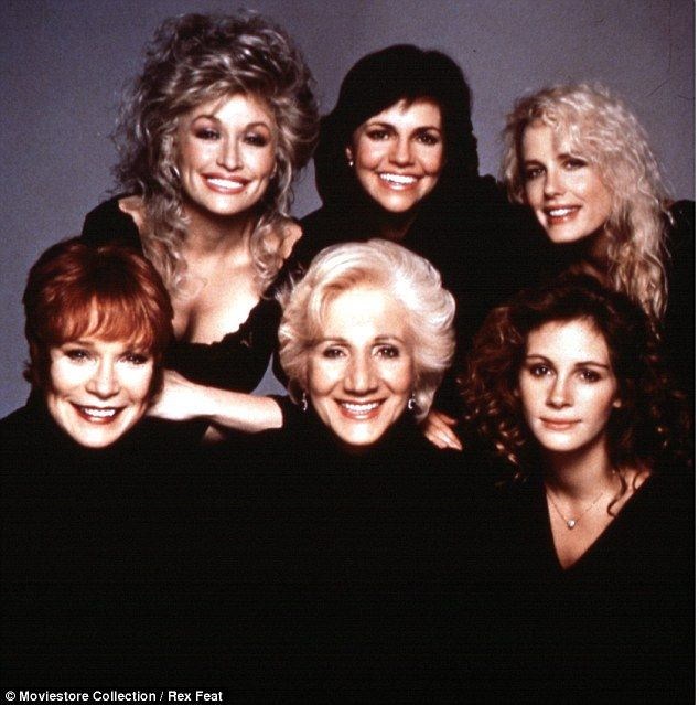 Steel Magnolias.. One of the best movies ever!