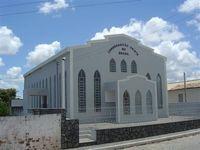 Igreja Congregação Cristã do Brasil Cidade Umbaúba  Church Christian Congregation of Brazil  City Umbaúba